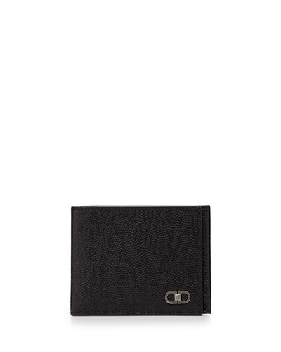 Ten Forty One Slim Trifold Wallet, Black