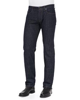 Etro Dark-Wash Five-Pocket Jeans