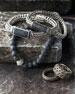 Men's Batu Classic Chain Volcanic Bead Bracelet