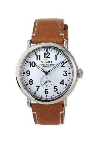 Shinola Men's 41mm Runwell Watch