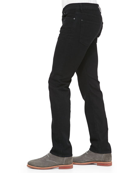 Luxe Performance: Slimmy Nightshade Jeans