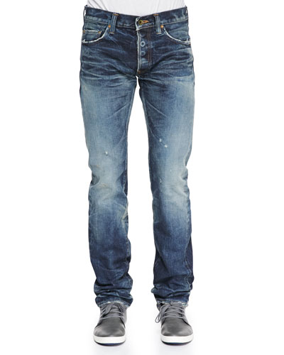 PRPS Demon Light Washed Jeans