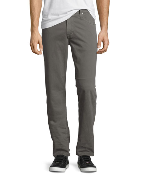 AG Graduate Sud Stone Gray Jeans