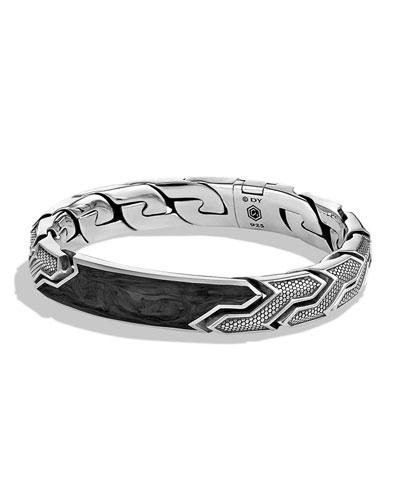 Men's Curb Link ID Bracelet