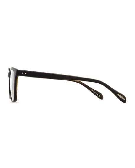 NDG I Fashion Glasses, Matte Black Olive Tortoise