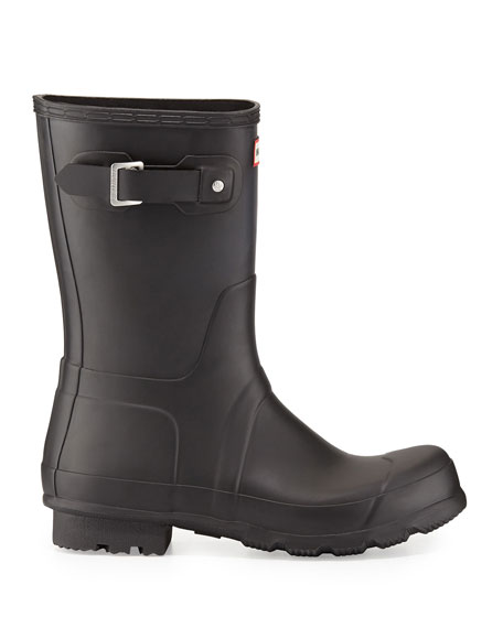 Original Short Boots, Black