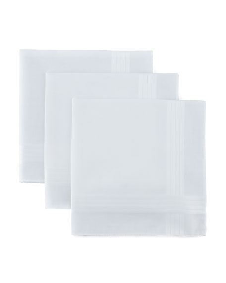 Neiman Marcus Set of Three Handkerchiefs