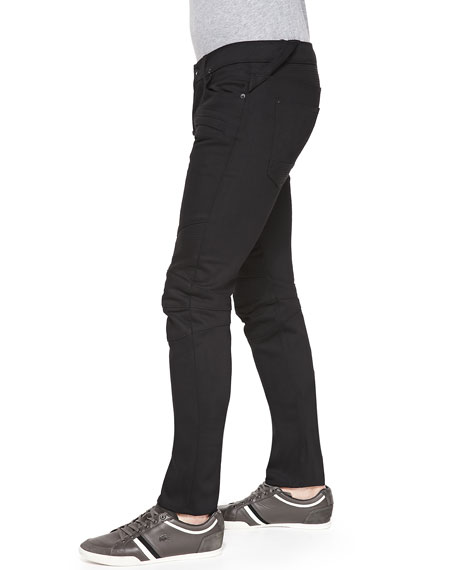 Blinder Biker Moto Skinny Jeans