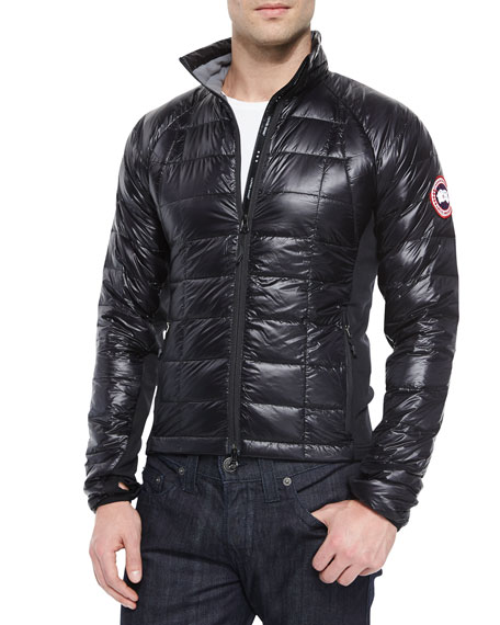 Canada Goose parka sale discounts - Canada Goose Hybridge Lite Jacket, Black