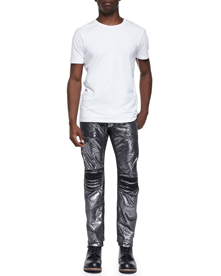 Disco Moto Jeans