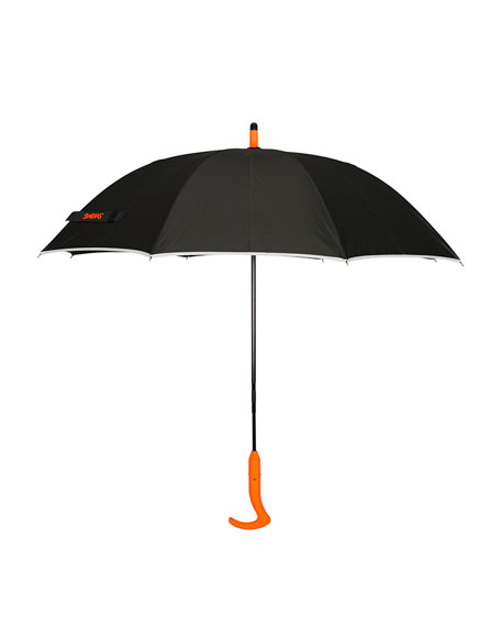 Swims Long Handle Umbrella, Black