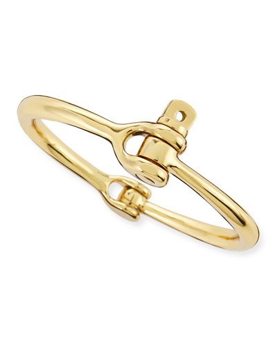 Reeve Gold-Plated Bracelet