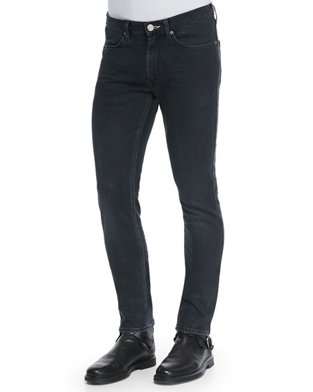 Acne Studios Max Man Ray Jeans, Indigo