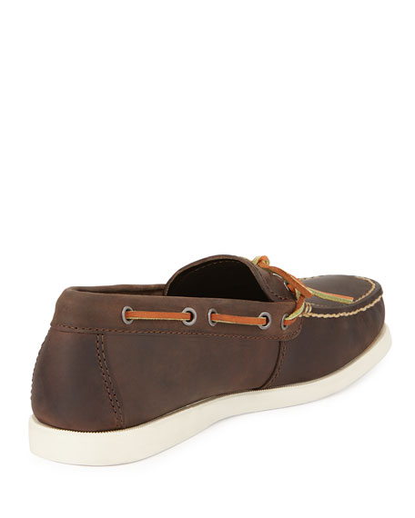 Yarmouth 1955 Boat Shoe, Brown