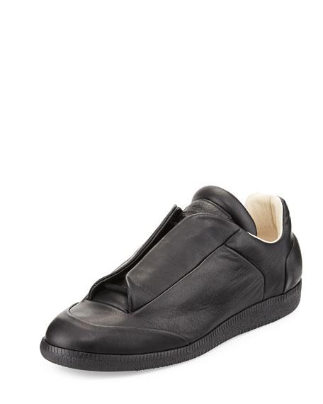 Cuir De Veau Noir Bas En Haut Sneaker Future 02Xk7cYxX