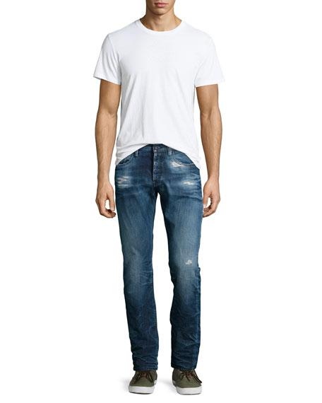 PRPS Mambo Stone Wash Denim Jeans, Indigo