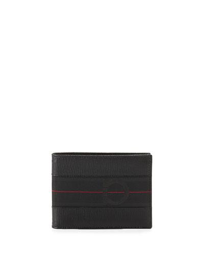 Revival II B-Fold Wallet, Black