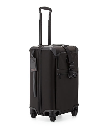 Alpha Four-Wheel International Carry-On Luggage