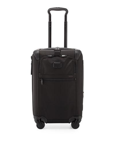 Alpha Four-Wheel International Carry-On Luggage