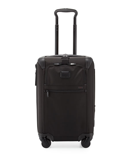 TUMI Alpha Four-Wheel International Carry-On Luggage
