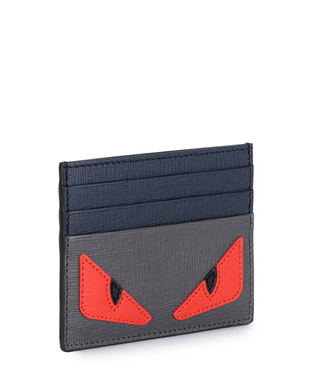 Fendi Card Holder Monster