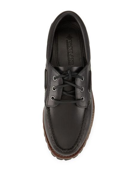 Seville 1955 Leather Oxford, Black