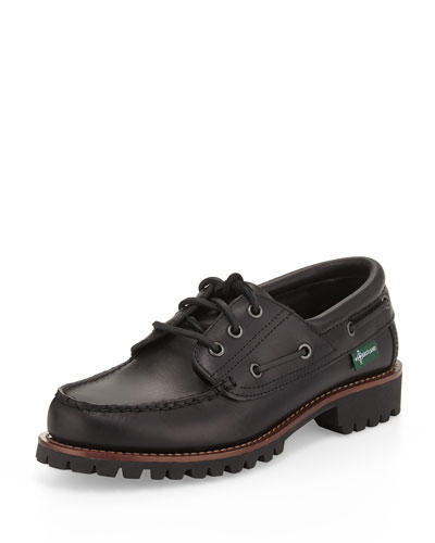Seville 1955 Leather Oxford, Black