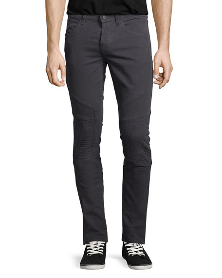 J Brand Jeans Bearden Stretch Moto Jeans, Light