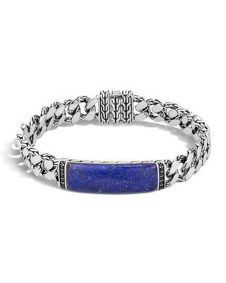 John Hardy Gourmette Classic Chain Men's Bracelet with
