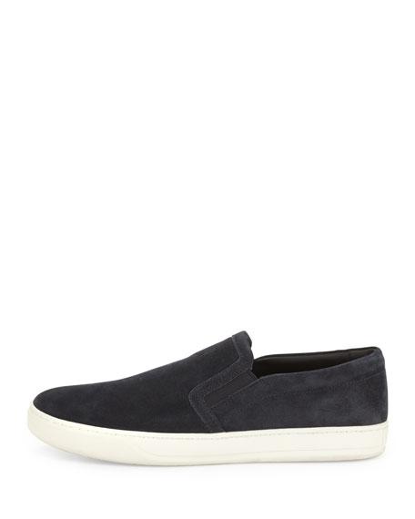 Barron Suede Slip-On Sneaker