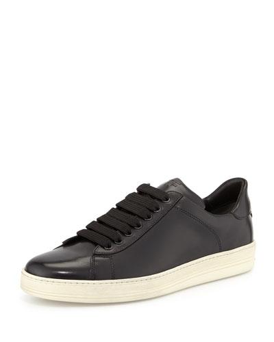 Russel Low-Top Sneaker, Black