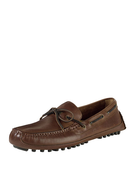 Cole Haan Grant Camp Moc Driver, Papaya