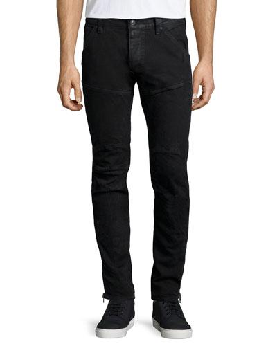 5620 3D Aged Cobler Thys Jeans, Indigo