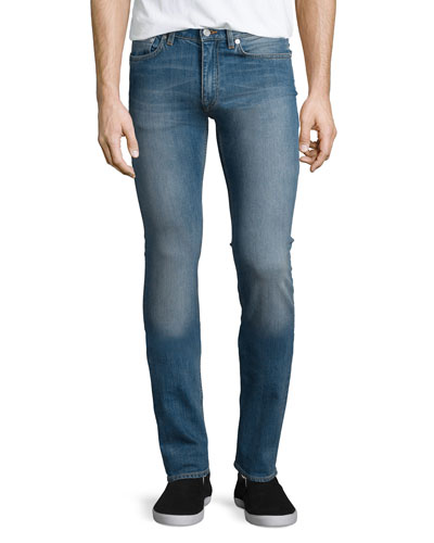 Ace Carter Skinny Denim Jeans, Light Blue