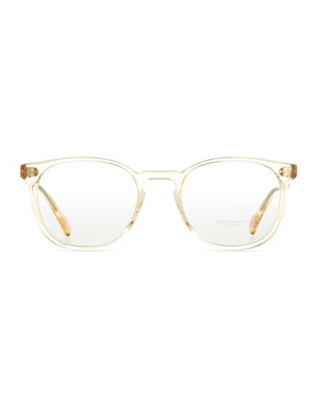 Finley Esq. 51 Optical Glasses, Yellow