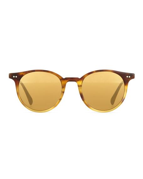 Delray Sun 48 Photochromic Sunglasses, Dark Brown