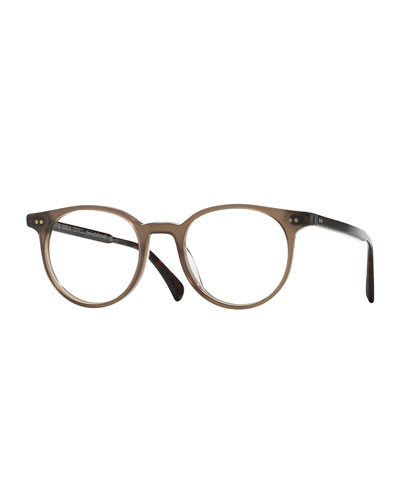 Delray 47 Optical Glasses, Brown