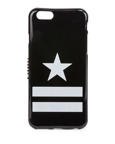 Star & Stripes iPhone® 6 Case, Black