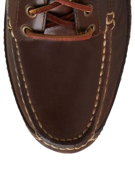 Otis 1955 Leather Oxford, Oak