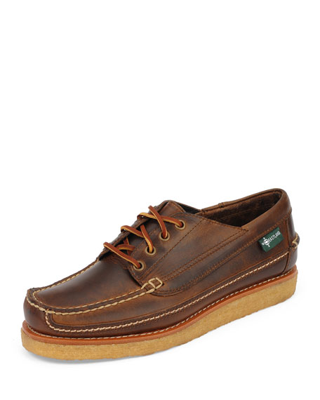 Otis 1955 Leather Oxford, Oak