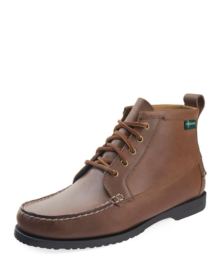 Dylan 1955 Leather Boot, Natural
