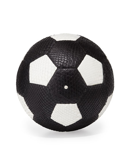 Elisabeth Weinstock Python Soccer Ball