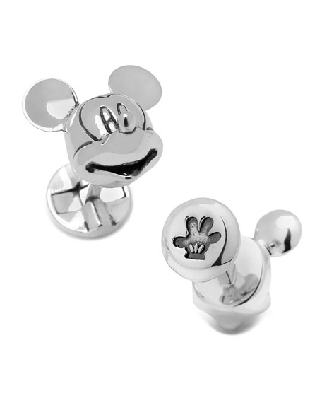 Cufflinks Inc. Mouse Head Cufflinks