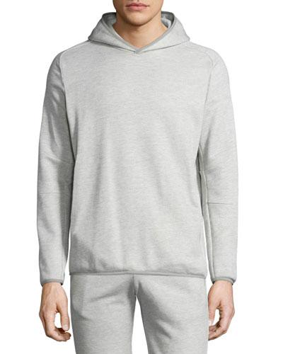 Stasius Hooded Pullover Sweatshirt