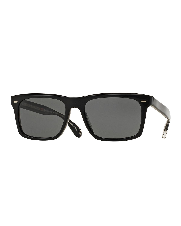 d3431032c7 Oliver Peoples Brodsky 55 VFX+ Polarized Sunglasses