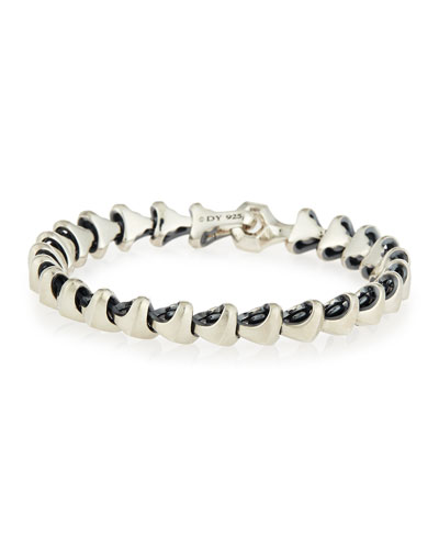 Armory Men's Single-Row Link Bracelet