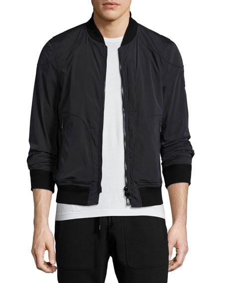 BelstaffSouthwick Reversible Nylon Jacket, Black