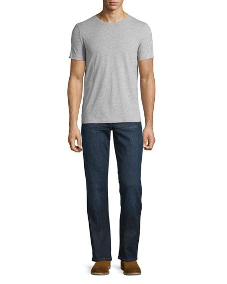 Brixton Kassidy Eco-Friendly Denim Jeans, Dark Blue