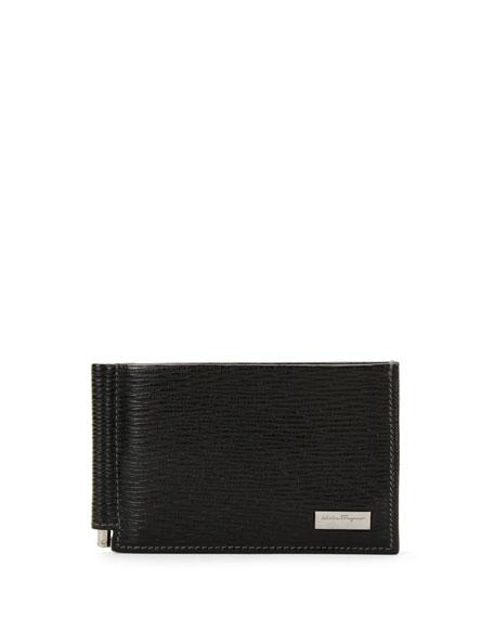 Revival Bifold Wallet W/Money Clip, Black