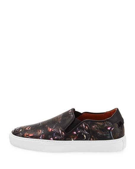 Monkey Brothers Leather Skate Shoe, Black